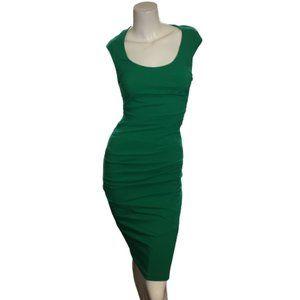 Le Chateau Size XXS Green Cocktail Dress